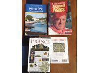 French travel books bundle 1 :Cleadon village