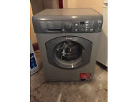 7KG Silver HOTPOINT Aquarius+ WMF740 New Model Washing Machine with 4 Month Warranty