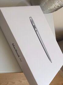 Apple Macbook Air 11-inch 64gb flash storage & 4gb ram