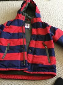 Kids Bodens Jacket aged 6