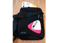 "Techair 12""-13.3"" Black Portrait Laptop/Tablet Bag TAUBP005"