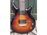 JJ Retro Electric Guitar
