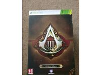 Assassin's Creed 3: Freedom Edition. Limited Edition (Xbox 360)