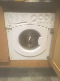 Hotpoint 7kg integrated washer