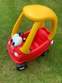 Little Tikes Cozy Coupe £5 collection only