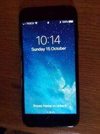 iPhone 7 in Black- Unlocked