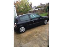 Clio 1.2 black i