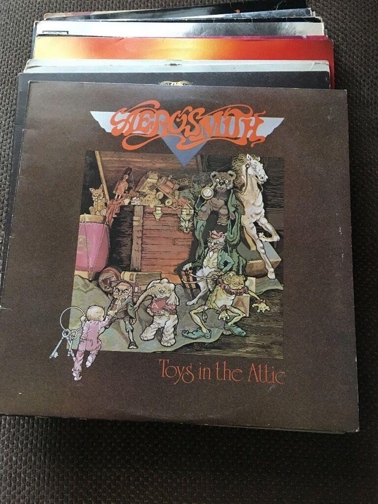 25 Vinyl Records for Sale