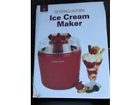 Andrew James icecream maker as new
