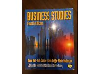 Business Studies, 4th Edition by Dave Hall, Rob Jones, Carlo Raffo, Anderton
