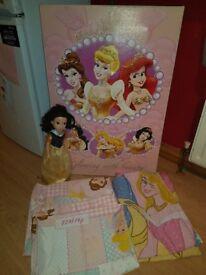 Girls disney princess bundle