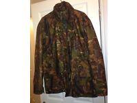 Fishing/hunting coat