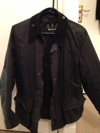 Barbour jacket coat in Size Small S - Navy Blue, great condition, bargain