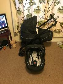 Silver Cross Travel System