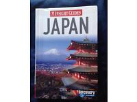 Japan inside guide, used in good condition