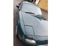 Mazda MX5 Mk1 1.6 Ltd Edition Monza GENUINE LOW MILEAGE This is a fabulous example of a Mazda MX5