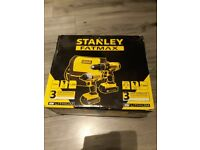 Stanley fatmax combi and impact driver