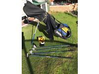 Longridge Tiger Junior Golf Set