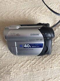 Sony DCR-DVD109E Handy Cam - unused.