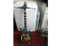 Dean MAB 1 electric guitar