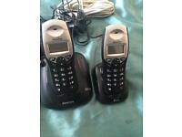 Binatone cordless phone with answer phone