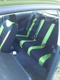 2009 seat ibiza s (1.2 petrol)( low mileage)