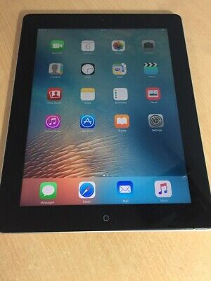 Apple iPad 3rd Gen. 16GB, Wi-Fi, 9.7in - Black #607