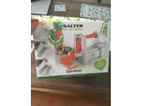 Fruit and veg spiralizer by Salter