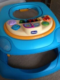 Chicco band baby walker -blue