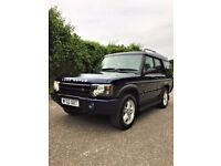 2003 LANDROVER DISCOVERY 2 TD5 ES