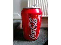 Coke Can Fridge cooler and warmer new