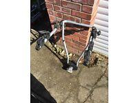 THULE 3 bike rack towbar mount