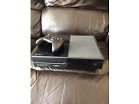 Xbox 1 500gb with BF1 FIFA17 and GTA 5