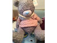 Me to you Giant Teddy bear