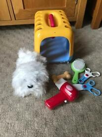 Toy Dog Grooming Kit