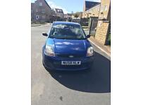 Ford Fiesta style 1.2 petrol, Low miles