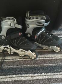 Rollers skates airwalk uk 8
