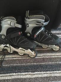 Rollers skates airwalk uk 8