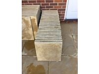 Paving slabs 450mm x 450mm x 38mm