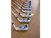 Callaway X Tour Irons 3-PW Dynamic Gold S300 Stiff Shafts