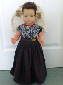 Ornamental doll