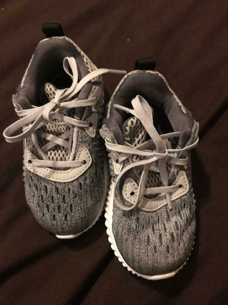 1 images Baby Adidas trainers size 5 Eccles 45ab5522b7