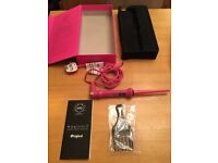 *NEW*H2D Magicurl Curling Wand *Boxed*