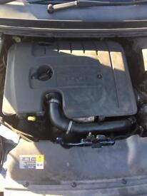 Ford Focus 2006 1.6 Tdci engine EC g8db