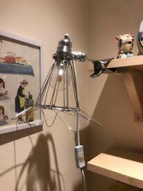 Industrial Style Lamp £10