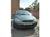 Ford Focus 1.4 CL - 11 Months MOT - 2 Keys