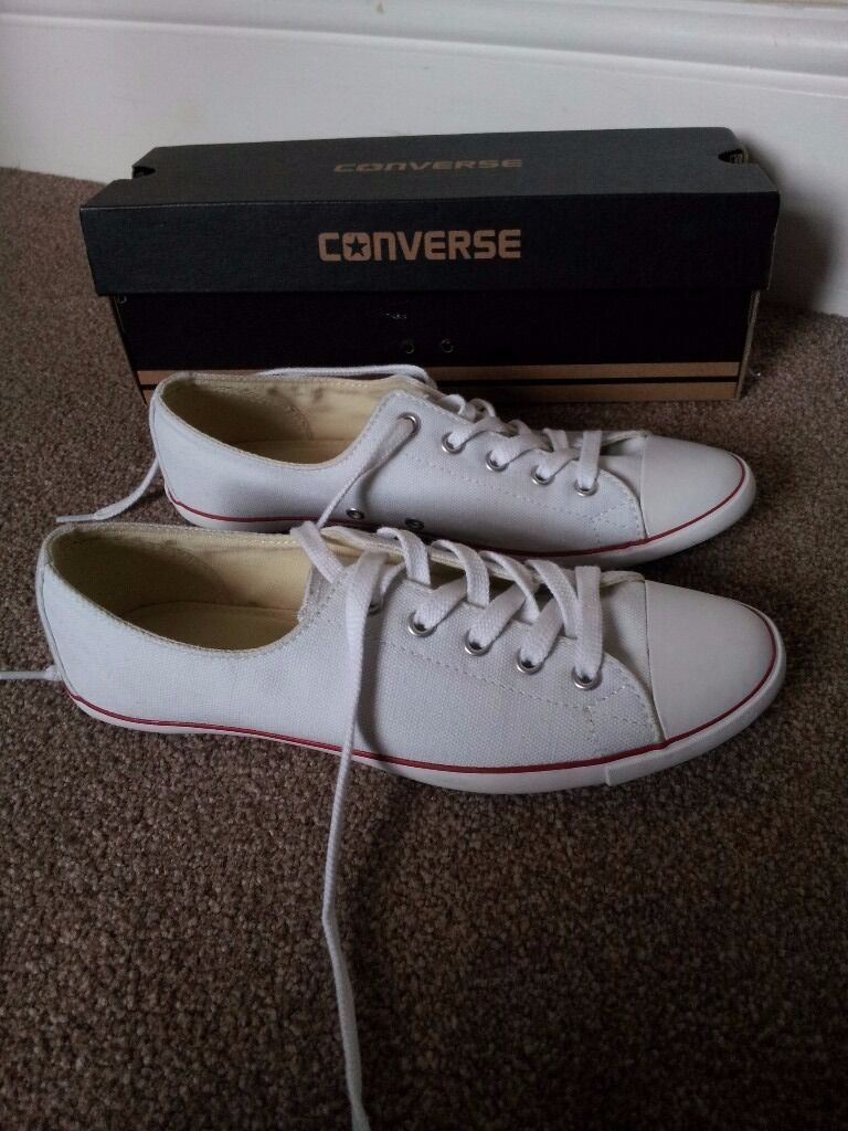 Ladies Size 5 All Star Converse Shoes Trainers