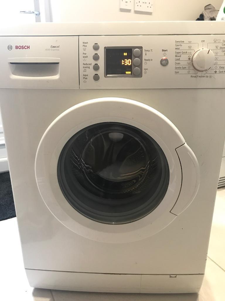 Bosch Exxcel 1600 Express Washing machine