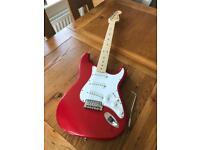 Fender Classic SOS Strat electric guitar