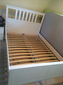 New IKEA Bed Frame including slatted frame